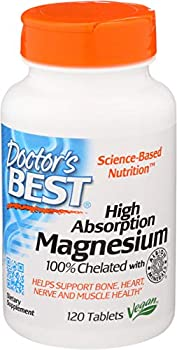 Doctor s Best Magnesium 120 Tablets