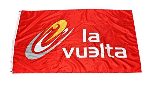 Zudrold La Vuelta de Espana Cycling Bike Shop Spanish Road Race Spain Tour Banner Flag 3x5 Pieds Man Cave