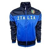 Italy Football Track Jacket, Italy Soccer Jacket, for Kids And Adults (Medium)