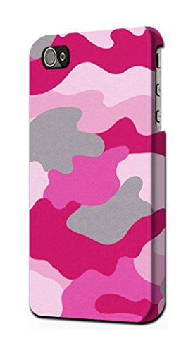 R2525 Pink Camo Camouflage Case Cover For IPHONE 5C