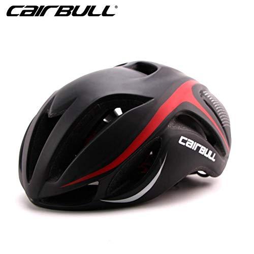 ATpart Mountainbike Helm, Rennradhelm Sport Sicherheit Schutzhelm Komfortabel Leichter Atmungsaktiver Integrierter Helm Radfahren Sicher Kappe für Erwachsene