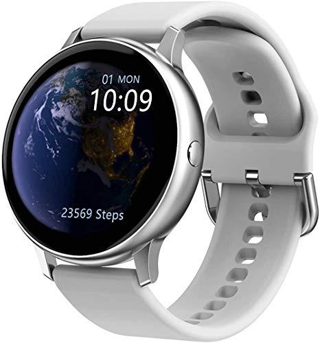 Pulsera de fitness Smartwatch impermeable IP67 Fitness Tracker con monitor de ritmo cardíaco de 1 3 pulgadas, pantalla a color, rastreador de activida...