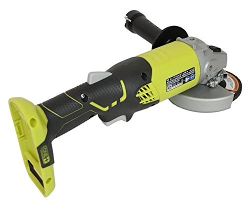 "Ryobi ZRP421 ONE Plus 18V Cordless 4-1/2"" Angle Grinder (Bare Tool)"
