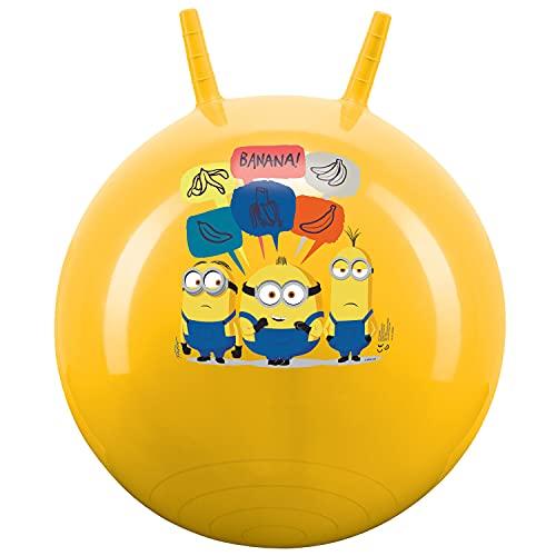John- Despicable Me Minions Pelota saltadora (Simba Toys 59569)