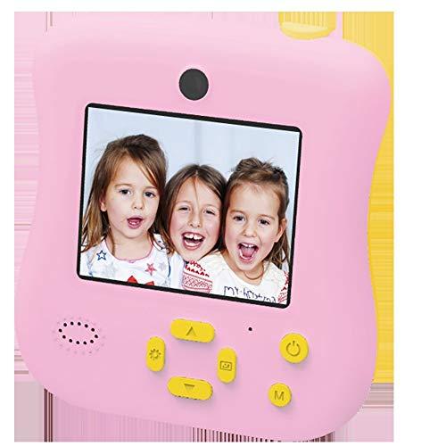BMWY Conveniente y fácil de Usar Útil 18 Millones de píxeles niños Mini cámara niños Juguetes educativos para niños Regalos de bebé Regalo de cumpleaños cámara Digital 1080p Video Adecuado para Salir