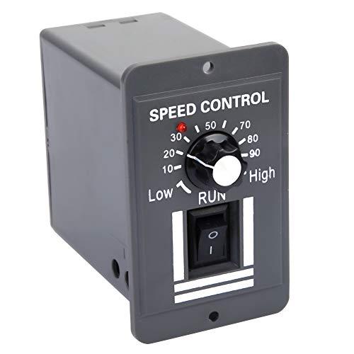 Hochwertiger, drehzahlgeregelter Motorregler, Drehzahlregler, DC-Lüfter Drehzahlregelung für Industriemotoren für industrielle Gleichstrommotoren(X0530 30A)