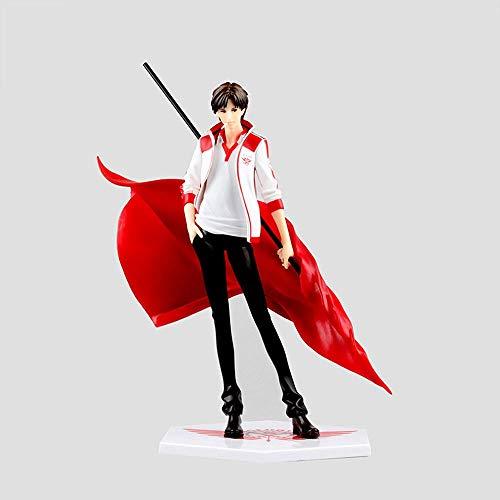 NAMFSR The King'S Avatar Master of Tactics Ye Xiu One Night In Autumn Modelo de Personaje de Anime 23cm (9.062 In) Material de PVC/Animación Regalos/Juguetes/Mejores coleccionables