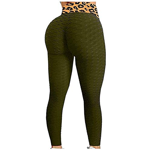 LBBL Seamless Yoga Pants, Push Up Leggings For Women Fitness Legging High Waist Squat Proof Gym Sports Tight Workout Leggins Girl Fitness clothes (Color : B, Size : Small)