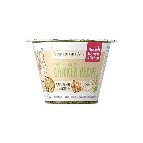 whole grain free range chicken dog food