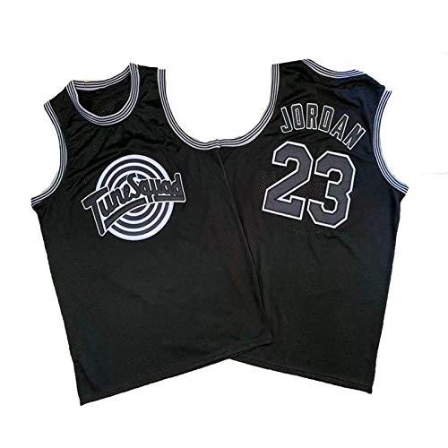 PQMW Jordania Jersey, 23 camisetas de baloncesto para hombre volador, chaleco de baloncesto para jóvenes, unisex, ropa deportiva al aire libre, XL