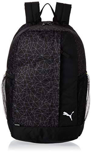 PUMA Uni Rucksack PUMA Beta Backpack, Puma Black-AOP, OSFA, 77297