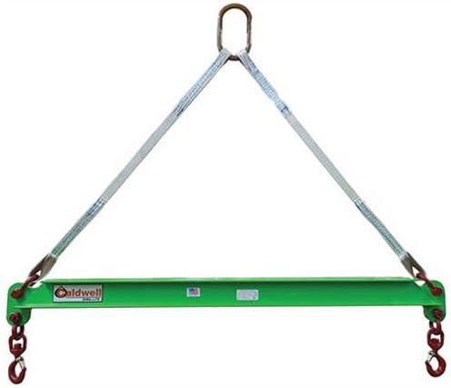 Caldwell 430-1 2-4 1 2 Ton Capacity Beam Regular dealer Spreader shopping 4 Composite