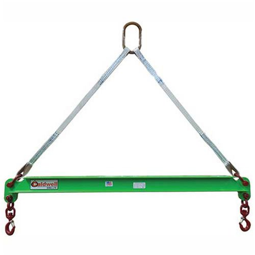 New Caldwell 430-1/2-10, Composite Spreader Beam, 1/2 Ton Capacity, 10' Hook Spread
