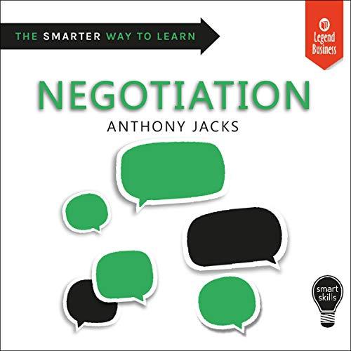Smart Skills: Negotiation cover art