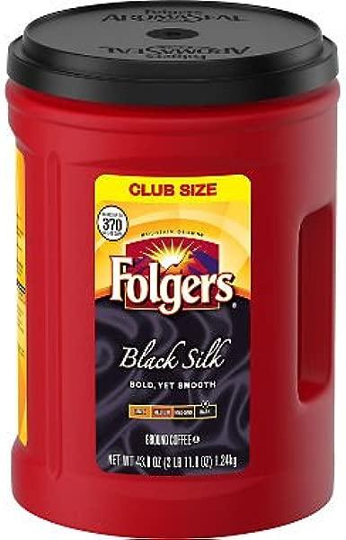 福尔格斯黑丝咖啡 43 8 盎司 3 包
