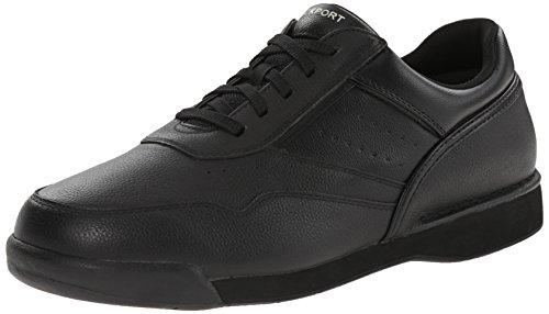 Rockport Men's M7100 Pro Walker Walking Shoe,Black,11 W US