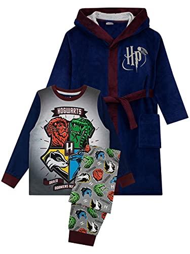 HARRY POTTER Bata Pijamas para Niños...