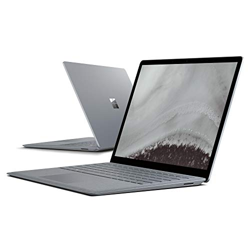 Microsoft Surface Laptop 2, Processore i5, SSD da 128 GB, RAM 8 GB, Platino