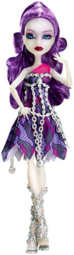 Monster High – enfantasmada Spectra (Mattel dgb30)
