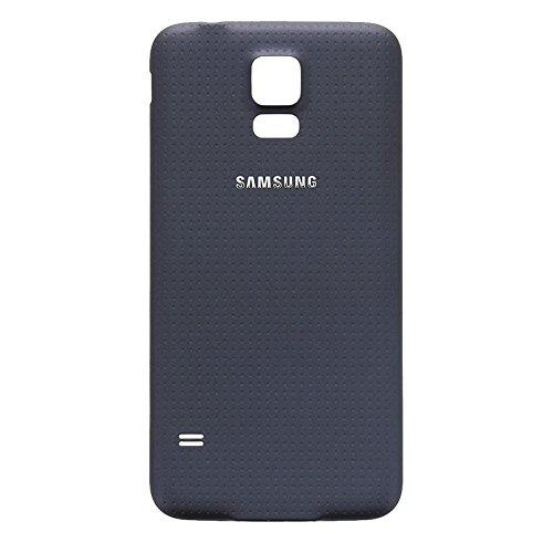 Copri batteria Back Cover ORIGINALE SAMSUNG di colore nero per Samsung Galaxy S5 G900