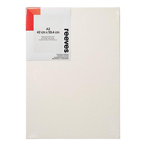 Reeves Tela di Cotone, Cotone, Multicolour, A2