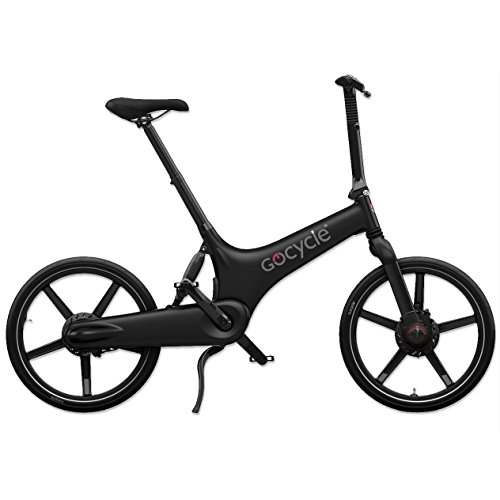 GoCycle G3, Black