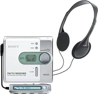 Sony MZ-NF520D Net MD Walkman (White)