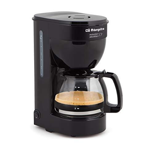 Orbegozo CG 4014: Cafetera goteo 6 tazas