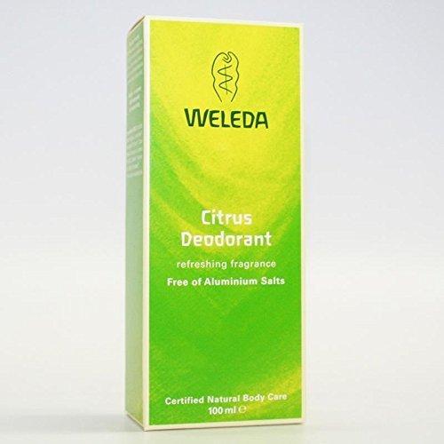 Weleda   Spray Deodorant - Citrus   100ml