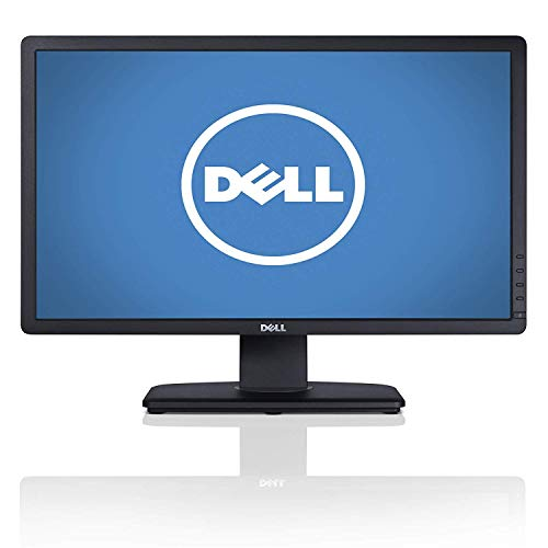 2019 Dell U2412M 24' UltraSharp LED Monitor, LED-Backlit 16:10 Widescreen, FHD 1920 x 1200 Resolution, 2 Million:1 High Dynamic Contrast Ratio, 8 ms with Overdrive Gray-to-Gray Response Time