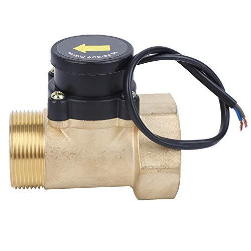 1,5 Zoll HT-802 220 V Wasserpumpen-Durchflusssensor Messing Automatischer Druckautomatikschalter