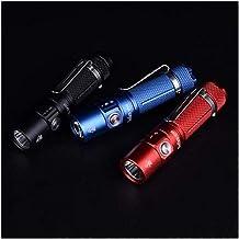 ZGQA-GQA Flashlights,New SP10S Mini LED Flashlight AA 14500 Pocket Light LH351D 800lm 90 CRI Keychain Light Tactical Water...