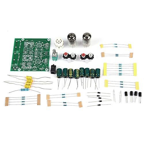 Socobeta AC12V 6J-I válvula de electron pre-amplificador funcional fácil instalación para el kit de bricolaje de efectos