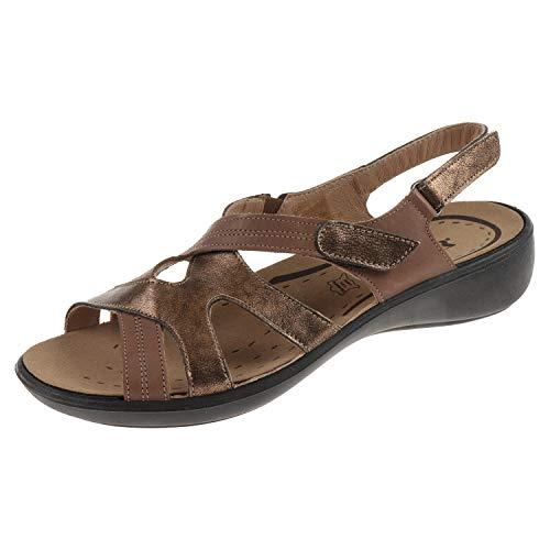 Romika dames schoenen sandalen Ibiza 35 Cafe Bronze 1603517390
