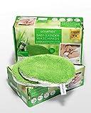 waschies® KIDS 2er Set Waschpads für Babys und Kinder | Waschlappen aus feinstem Fasermix Mikrofaser und Viskose, schonende und gründliche Reinigung | Umweltfreundlich und nachhaltig nur mit Wasser