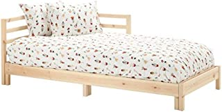 ikeaa IKEA Daybed with 2 mattresses, Pine, Meistervik Firm 6204.261126.1418