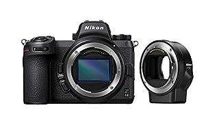 Nikon Z 6II Spiegellose Vollformat-Kamera mit Nikon FTZ-Adapter (24,5 MP, 14 Bilder pro Sekunde, Hybrid-AF, 2 EXPEED-Prozessoren, doppeltes Speicherkartenfach, 4K UHD Video mit 10-Bit-HDMI-Ausgabe) (B08L5NJ5ZK) | Amazon price tracker / tracking, Amazon price history charts, Amazon price watches, Amazon price drop alerts