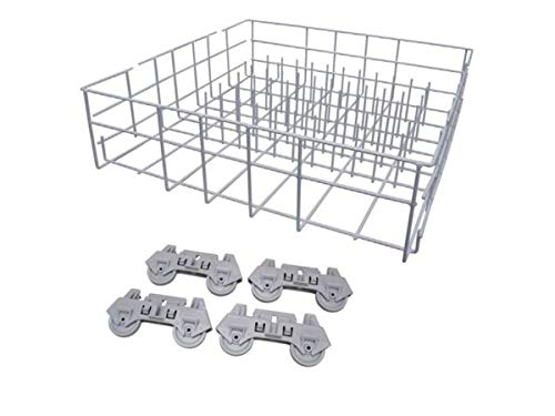 ClimaTek Lower Dishwasher Rack fits Maytag Whirlpool...