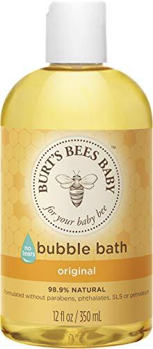 locion para bebe johnson fabricante Burt's Bees