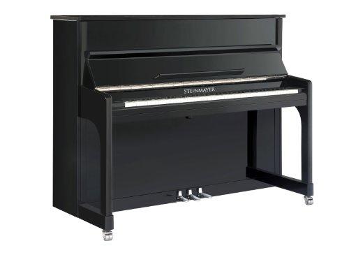 Steinmayer UP 120-M Klavier Schwarz Poliert