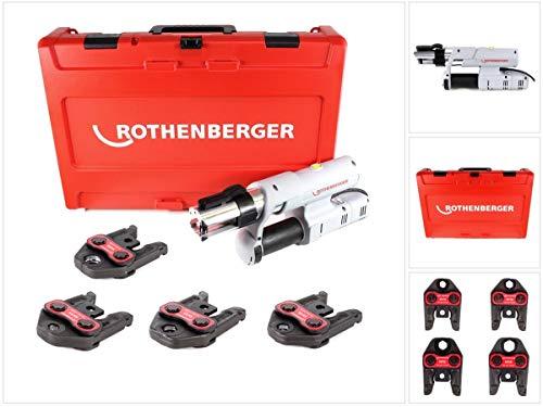 Rothenberger elektrohydraulische Fitting - Pressmaschine ROMAX AC ECO Presskontur