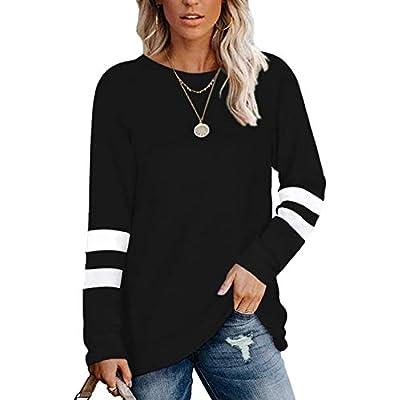 Amazon - 70% Off on Women's Summer Tops Casual Cotton V Neck Sport T Shirt Short Sleeve