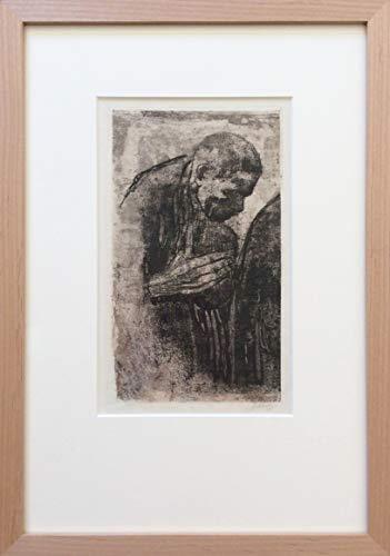 Kunstverlag Christoph Falk Der Trauernde (1911) von Käthe Kollwitz