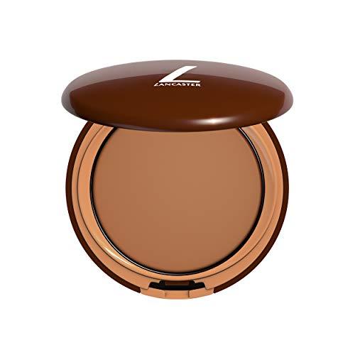 LANCASTER Sun 365 Sun Make Up Compact Cream LSF 30, Sonnenschutz und Pflege, getöntes Gel mit mattem Puderfinish, 9 g