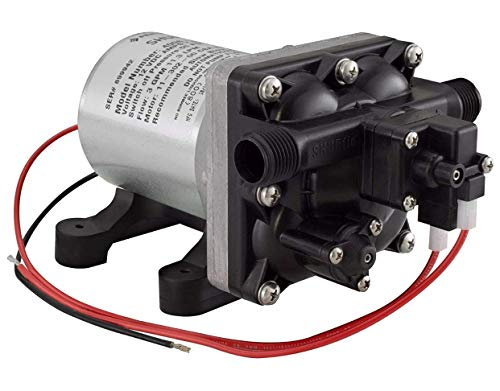 SHURflo 12v 3.0 GPM Revolution RV Water Pump # 4008-101-A65