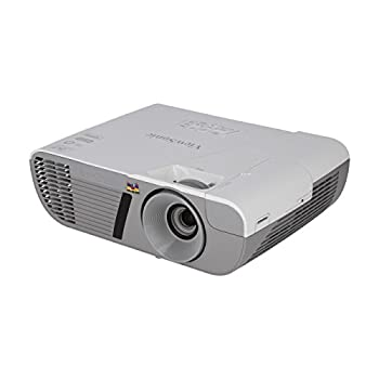 ViewSonic 3200 Lumens Full HD 1080p Shorter Throw Home Theater Projector with 3D DLP and HDMI Stream Netflix with Dongle  PJD7828HDL