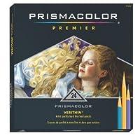 SANFORD Prismacolor プリズマカラーPremier Verithin Colored Pencils 色鉛筆 24色セット  カリスマカラー【並行輸入品】