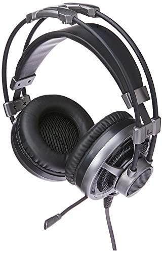 Headset Gamer 7.1 Surround Channel Com Microfone - Led Laranja - Cabo 2,2 Metros - Hgss71 - Elg Extreme, Elg, Microfones e Fones de Ouvido