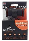 Brightside - Luz para bicicleta, brillante, ámbar y lateral
