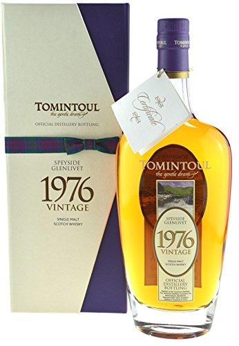 Tomintoul 1976 Vintage, Single Malt Scotch Whisky, Schottland 0,7 l